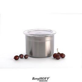 Емкость для хранения сыпучих продуктов с крышкой 10*7