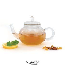 Заварочный чайник стеклянный 0,9л